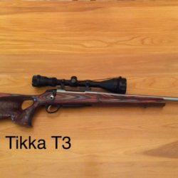TIKKA  T3 Custom