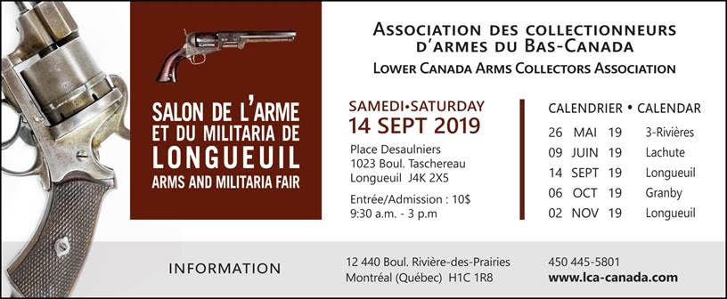 expositions v nements shows armes a feu quebec firearms